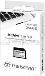 Transcend JetDrive Lite 360 256G MacBook Pro 15 Retina 2013-15