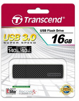 Transcend JetFlash 780 16GB USB 3.0 usb flash atminties raktas