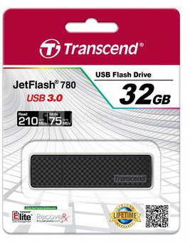 Transcend JetFlash 780 32GB USB 3.0 Extreme-Speed