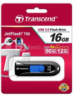 Transcend JetFlash 790K 16GB USB 3.0