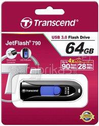 Transcend JetFlash 790K 64GB USB 3.0