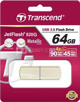 Transcend JetFlash 820G 64GB USB 3.0