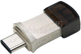 Transcend JetFlash 890S 64GB OTG USB Typ-C + USB 3.1
