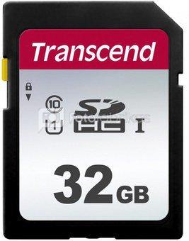 TRANSCEND 32GB UHS-I U1 SILVER SD