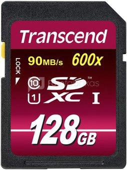 Transcend SDXC 128GB Class10 UHS-I 600x Ultimate