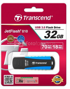 Transcend JetFlash 810 32GB USB 3.0