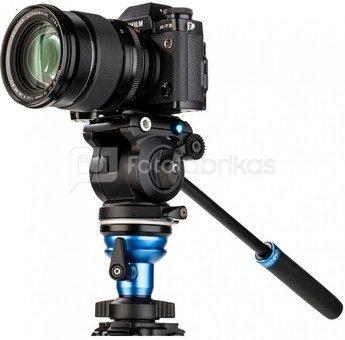 Trikojis Benro A1573F + filmavimo galva S-2 PRO