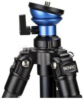 Trikojis Benro A2573F + galva S-4 PRO