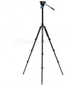 Trikojis Benro A2883F Alu Video kit + galva S-4PRO