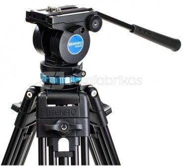 Trikojis Benro Video tripod KH-26P PRO
