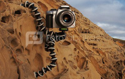 Joby Gorillapod SLR-Zoom Set su galvute