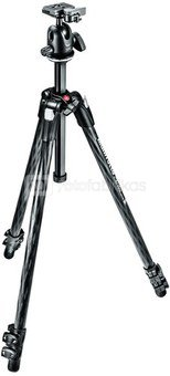 Manfrotto 290 XTRA Tripod Kit Carbon 3 Segments MK290XTC3-BH