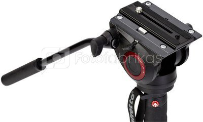 Manfrotto XPRO Monopod with MVH500AH