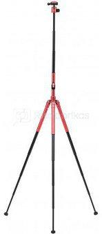 Trikojis-selfie lazda MeFOTO Backpacker Air Red