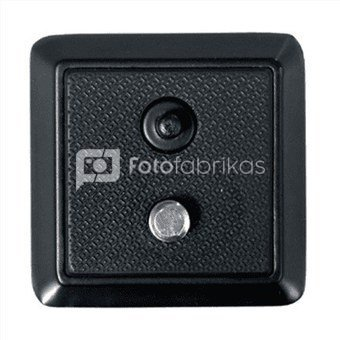 "Trikojis Vanguard QS-36 quick shoe with 1/4"" camera screw and pin"