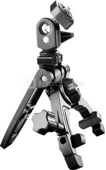 walimex 2in1 Table & Clamp Tripod, 17cm