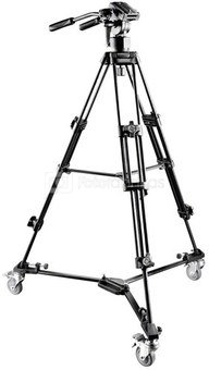 walimex pro EI-9901 Professional Video-Tripod + WT-600