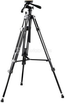 walimex VT-2210 Video Basic Camera Tripod, 188cm