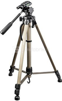 walimex wT-3530 Basic Tripod with 3D Ball Head, 146cm