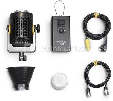 UL60 Silent video light