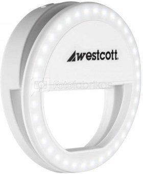 Westcott  Universal Mini Ring Light for Mobile Phones/Devices
