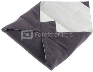 Universalus dėklas Tenba Messenger Wrap 56x56 cm Black
