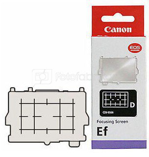 Vaizdo ekranėlis Canon EF-D FOCUSING SCREEN