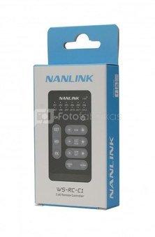 Valdymo pultas Nanlite RGB WS-RC-C1