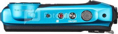 Fujifilm FinePix XP120 (šviesiai mėlynas)