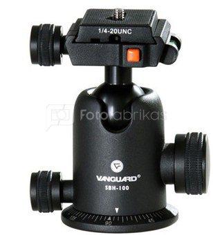 Vanguard ABEO 283AB trikojis su SBH-100 galvute