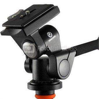 Vanguard ALTA+ 264AO Aluminium Tripod + Head PH-31/ Ultra lightweight / Compact / Enables low-angle photography / Quick-flip leg locks