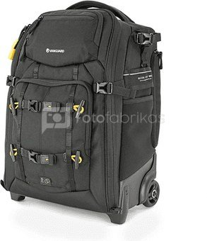 Vanguard Alta Fly 49T Trolley (Rolling case), Interior dimensions (W x D x H) 310 x 160 x 420 mm, Black, Rain cover