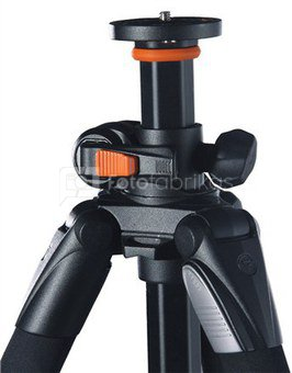 Vanguard ALTA PRO 263AP 100 Tripod + PH-32 3-way pan head / Central column moves from 0 to 180 degrees / Legs adjust to 25, 50 and 80-degree angles / Enables low-angle photography / Hexagon-shaped cen