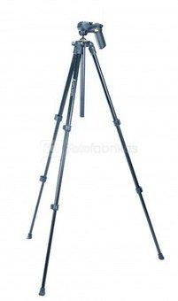 Vanguard VESTA 203AGH Tripod, 156.21 cm, 3.49 kg, GH-45, Number of legs 3, Leg sections 3, 55.4 cm