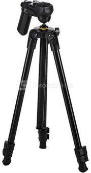 Vanguard VESTA 233AGH 58.42 cm, Tripod, Lateral Tilt -90° to +60°. Vertical Tilt 0° to +90°, 156.2 cm, 3.49 kg, Pistol Grip Head, Number of legs 3, Leg sections 3, 360 °, 55.4 cm