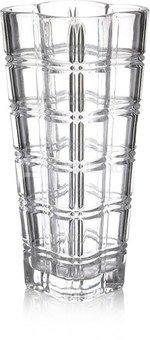 Vaza stiklinė skaidri h 30 cm HR16483