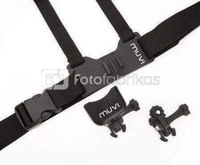 VCC-A16-HSM Universal harness mount