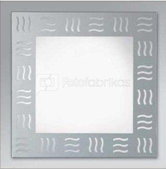 Mirror INNOVA M4958 Frosted 30x30 cm