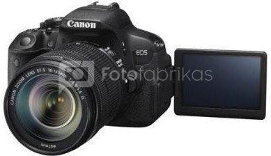 Canon EOS 1200D + 18-55mm III