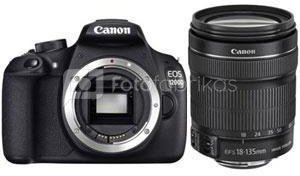 Canon EOS 1300D + 18-135mm IS STM