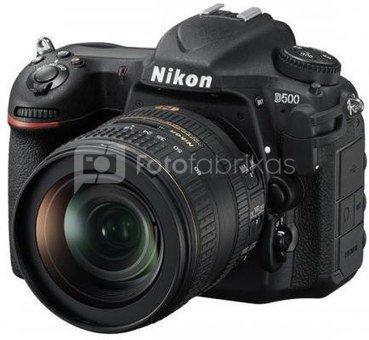 Nikon D500 + 16-80mm f/2.8 VR