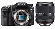Veidrodinis fotoaparatas SONY A77 II + 18-135mm