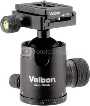 Velbon tripod head QHD-G6AS