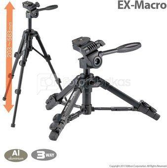 Velbon EX-Macro trikojis