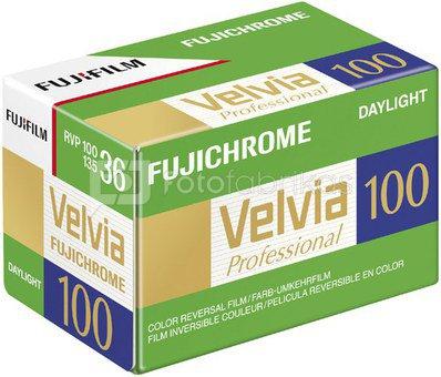 Fujifilm Velvia 100 135/36 expiry 02/2017