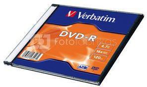 80298 DVD-R Verbatim 4.7GB Advan/Azo
