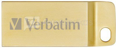 Verbatim Metal Executive 64GB USB 3.0 gold