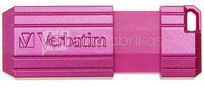 Verbatim Store n Go Pinstripe USB 2.0 hot pink 32GB