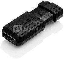 Verbatim Store n Go Pinstripe USB 2.0 black 64GB