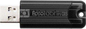 Verbatim Store n Go Pinstripe USB 3.0 black 64GB